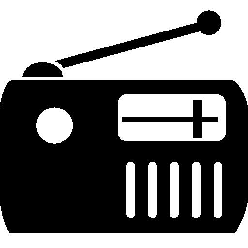 Op de radio!